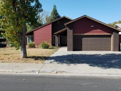 Modesto CA Single Family Home For Sale: $314,800