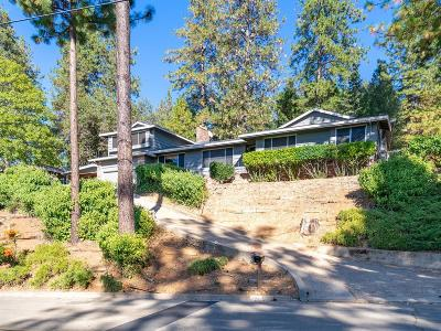 El Dorado County Single Family Home For Sale: 1764 Country Club Drive