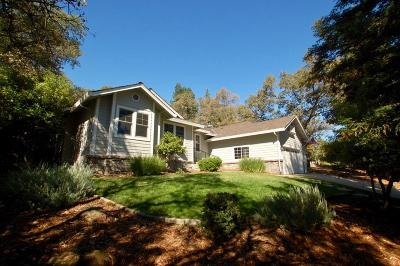 El Dorado Hills CA Single Family Home For Sale: $618,000