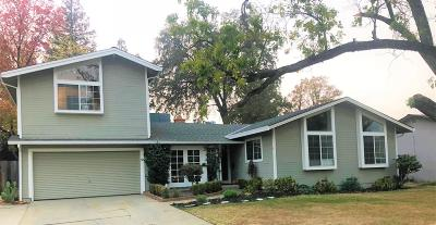 Sacramento CA Single Family Home For Sale: $479,000