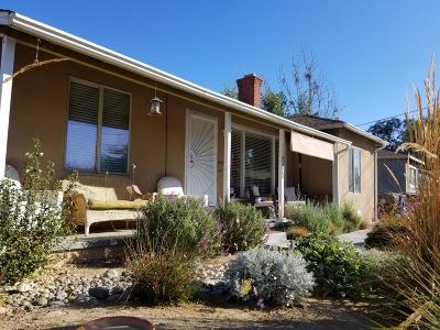 Sacramento Single Family Home For Sale: 555 Lampasas