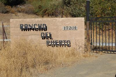 Patterson Commercial Lots & Land For Sale: Del Puerto Road