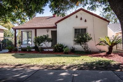 Stockton Single Family Home For Sale: 428 West Anderson Street