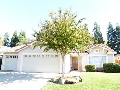 Rancho Murieta Single Family Home For Sale: 15131 Reynosa Drive