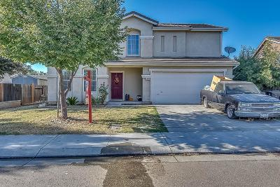 Stockton Single Family Home For Sale: 2239 Barnacle Court