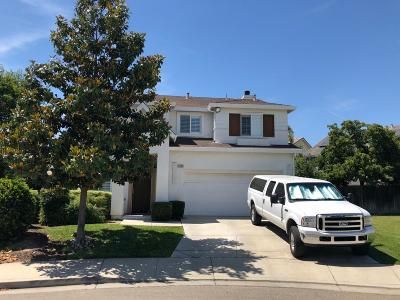 Tracy Single Family Home Active Short Sale: 2669 Atherton Court