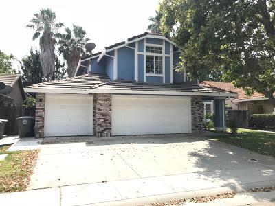 Elk Grove Single Family Home For Sale: 4604 Silvies Way