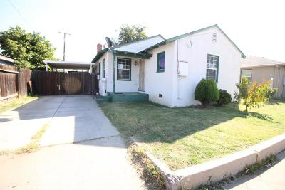 Manteca Single Family Home For Sale: 218 Locust Avenue