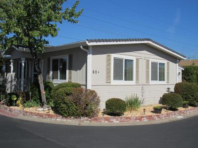 Placer County Mobile/Manufactured For Sale: 62 Hancock Drive #B