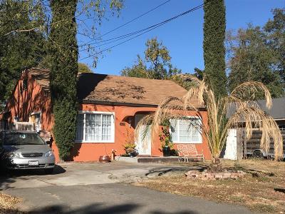 Sacramento Multi Family Home For Sale: 3125 Judah Street