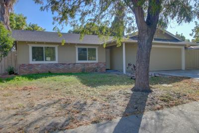 Modesto CA Single Family Home For Sale: $289,500
