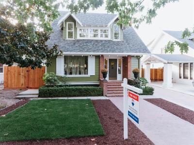 Modesto CA Single Family Home For Sale: $549,950