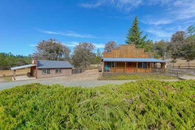 El Dorado County Commercial For Sale: 8148 Mount Aukum Road