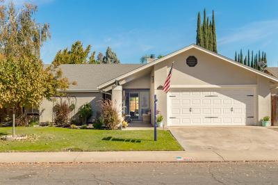 Modesto CA Single Family Home For Sale: $325,000
