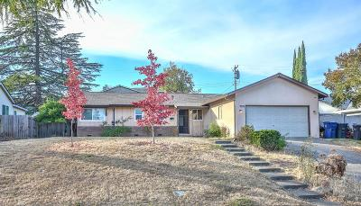 Citrus Heights Single Family Home For Sale: 7324 Chesline Drive