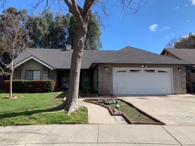 Stockton Single Family Home For Sale: 9240 Oatfield Lane