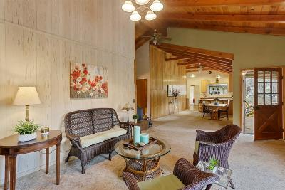 Mountain Ranch Single Family Home For Sale: 8633 East Murray Creek