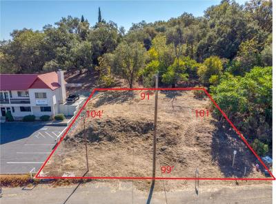 Shingle Springs Commercial Lots & Land For Sale: Mother Lode Drive