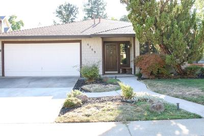 Citrus Heights Single Family Home For Sale: 6709 Plum Tree Court
