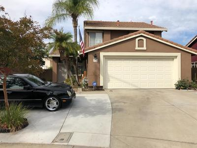 San Joaquin County Single Family Home For Sale: 13 James Court