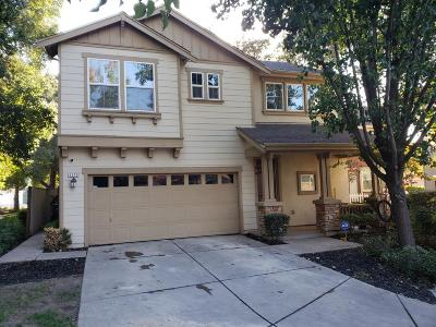 Stockton Single Family Home For Sale: 1272 Woodbine Court
