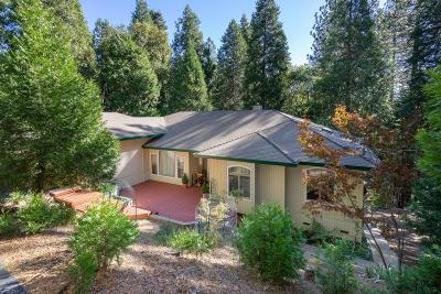 Pollock Pines CA Single Family Home For Sale: $447,300