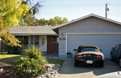 Sacramento County Single Family Home For Sale: 9176 Condesa Drive