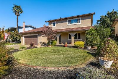Rancho Cordova Single Family Home For Sale: 2507 Queenwood Drive