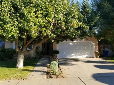 Ceres Single Family Home For Sale: 1617 Hugo Avenue