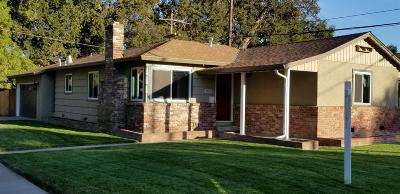Yolo County Single Family Home For Sale: 1001 Poplar Avenue