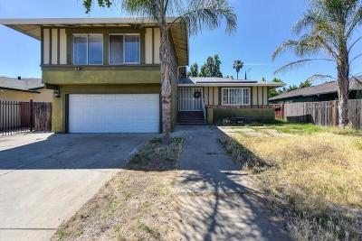 Sacramento County Single Family Home Pending Sale: 7360 Winnett Way