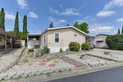 Sacramento Single Family Home For Sale: 3950 Mack Road