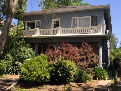Multi Family Home For Sale: 2615 P Street