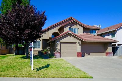 Oakdale Single Family Home For Sale: 1578 East D Street
