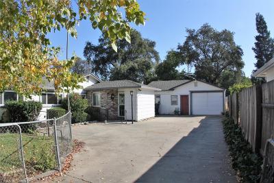 Rio Linda Single Family Home For Sale: 6628 4th Avenue
