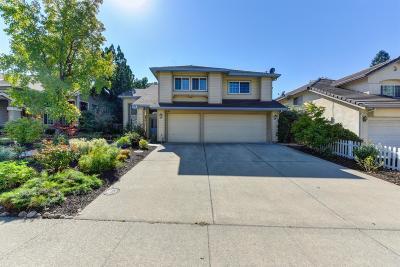 Rocklin Single Family Home For Sale: 5830 Pebble Creek Drive