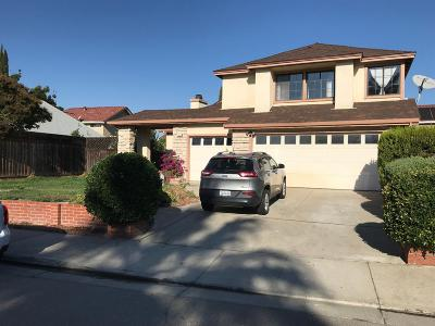 Tracy Single Family Home For Sale: 1685 Meadow Lark Lane