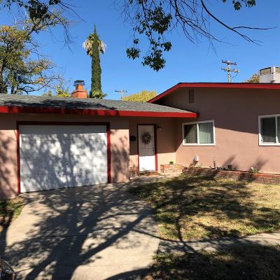 Citrus Heights Single Family Home For Sale: 8230 Butternut Drive