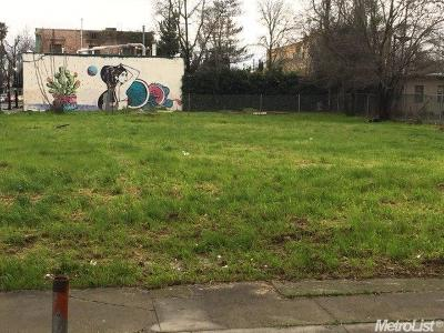 Stockton Commercial Lots & Land For Sale: 442 North Sutter Street