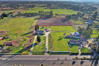 Sacramento Residential Lots & Land For Sale: 9970 East Calvine Rd
