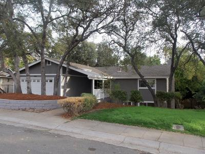 Orangevale Single Family Home For Sale: 9493 Dalton Way