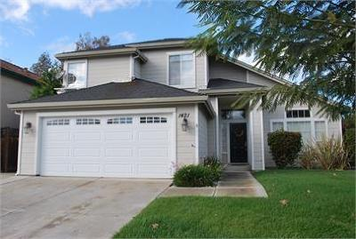 Tracy Single Family Home For Sale: 1421 Renown Drive