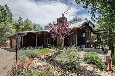 El Dorado County Single Family Home For Sale: 5620 Old French Town Road