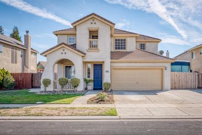 Manteca Single Family Home For Sale: 1176 Fishback Road