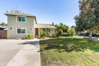 Sacramento Single Family Home Contingent: 1844 Venus Drive