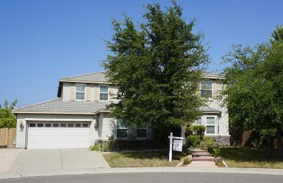 Rancho Cordova Single Family Home Sold: 11035 Vitis Court
