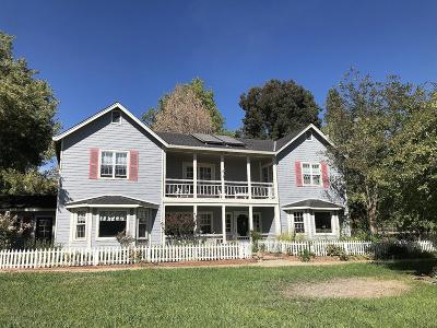 Nevada City Single Family Home For Sale: 14053 Mountain House Road