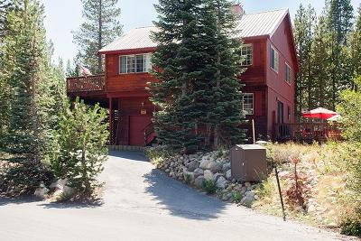 Soda Springs Single Family Home For Sale: 8163 Serene Road