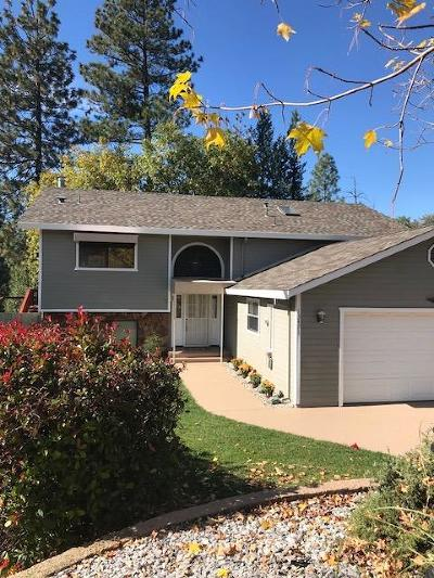 Pine Grove CA Single Family Home For Sale: $395,000