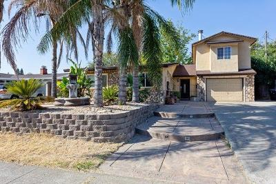 Citrus Heights Single Family Home For Sale: 7013 Rollingwood Boulevard
